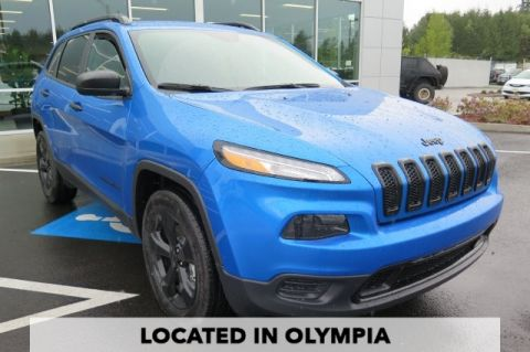 New Jeep Cherokee Altitude