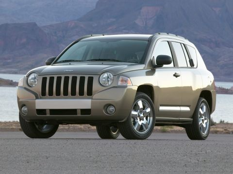 Used Jeep Compass Limited