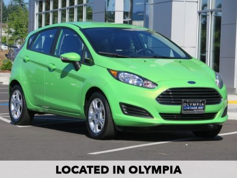 Used Ford Fiesta SE