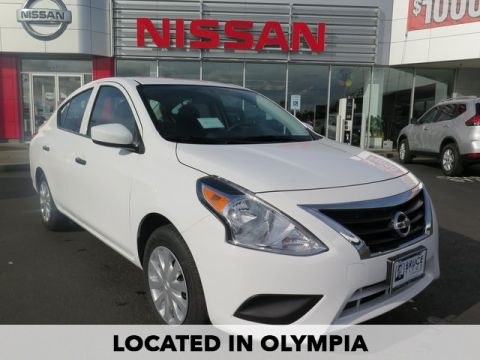 New Nissan Versa 1.6 S Plus