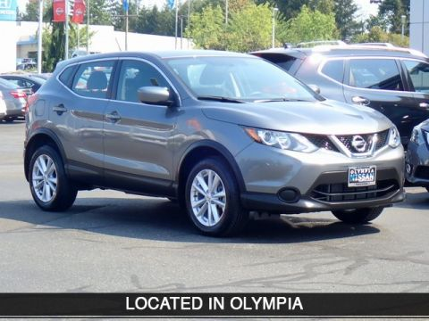 Certified Used Nissan Rogue Sport S