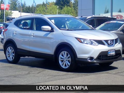 Certified Used Nissan Rogue Sport SV