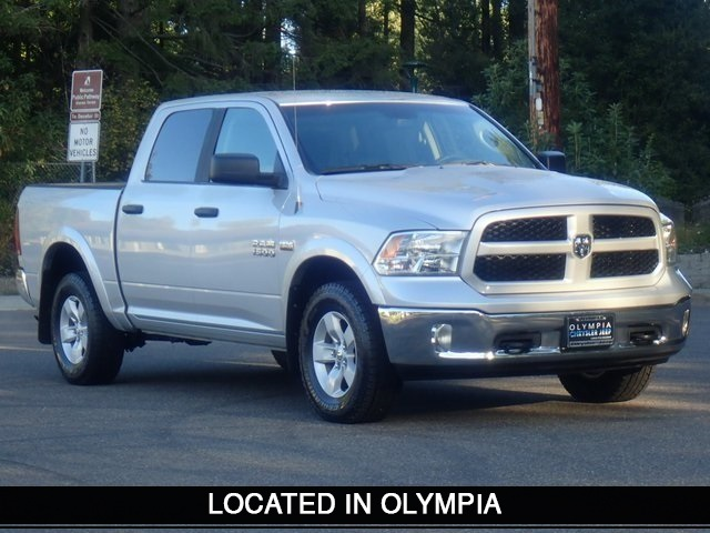 Pre-Owned 2018 Ram 1500 Outdoorsman