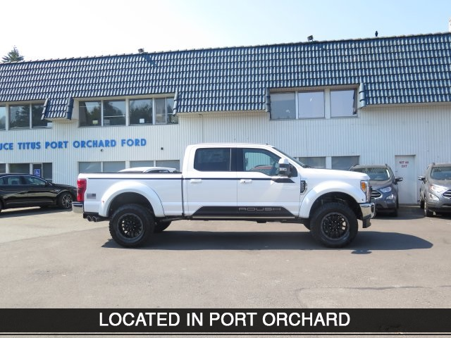 New 2018 Ford F-250SD Roush