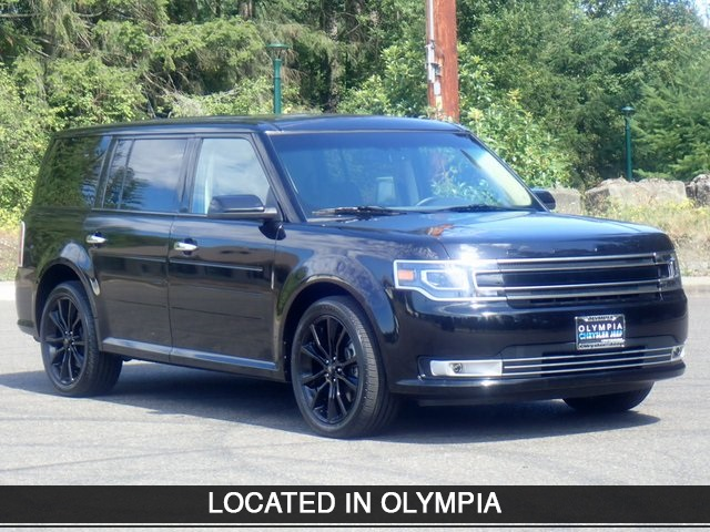 2018 Ford Flex: Comes Unchanged And Possibly As The Last Version >> Pre Owned 2019 Ford Flex Limited With Navigation Awd