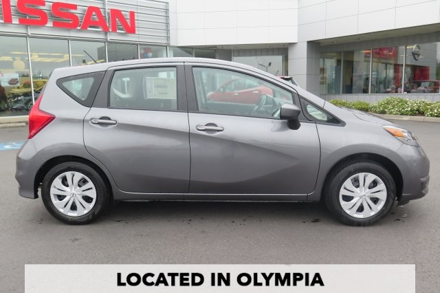new 2017 nissan versa note s plus 4d hatchback in olympia hl357124 bruce titus auto group. Black Bedroom Furniture Sets. Home Design Ideas