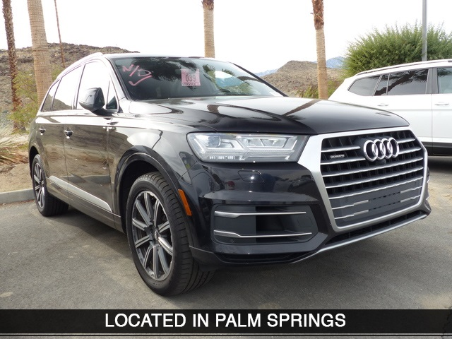 Pre Owned 2017 Audi Q7 3 0t Premium 4d Sport Utility In Cathedral