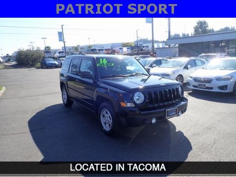 Pre-Owned 2016 Jeep Patriot Sport