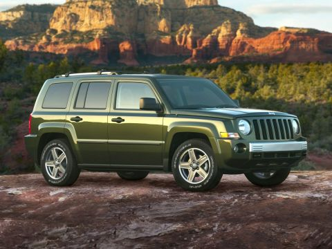 Pre-Owned 2010 Jeep Patriot Limited