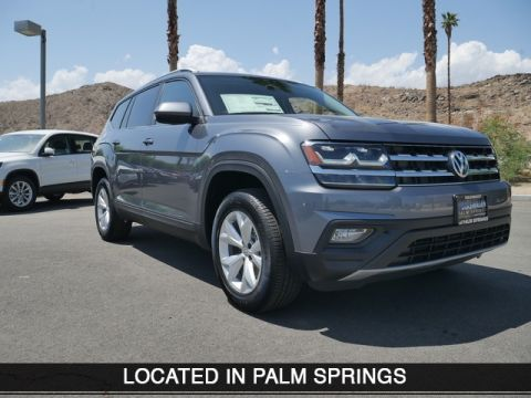 New 2018 Volkswagen Atlas SE