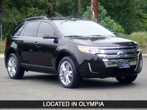 Pre-Owned 2013 Ford Edge Limited