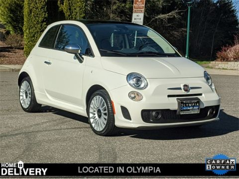 Pre-Owned 2018 FIAT 500 Lounge