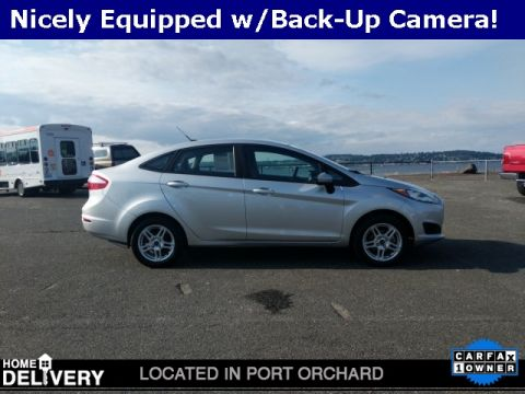 Pre-Owned 2019 Ford Fiesta SE