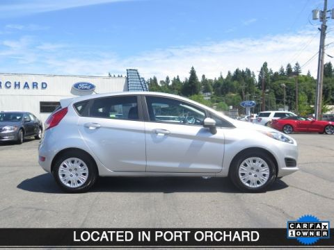 Pre-Owned 2015 Ford Fiesta S