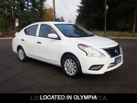 Pre-Owned 2017 Nissan Versa 1.6 S Plus