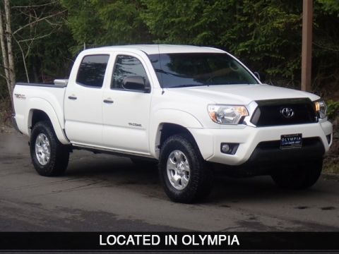 Pre-Owned 2013 Toyota Tacoma TRD OFFROAD