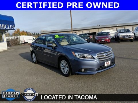 Certified Pre-Owned 2017 Subaru Legacy 2.5i