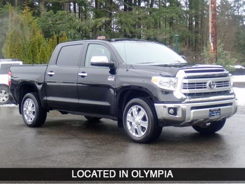 Pre-Owned 2015 Toyota Tundra Platinum