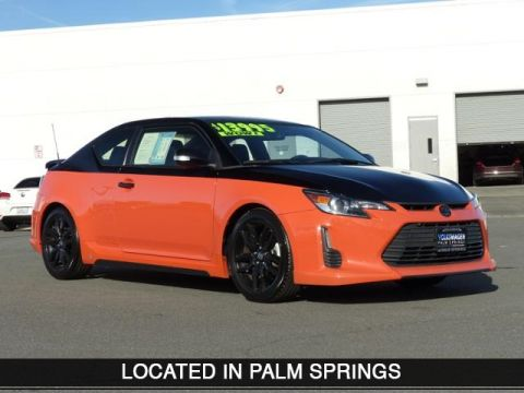 Pre-Owned 2015 Scion tC Release Series 9.0