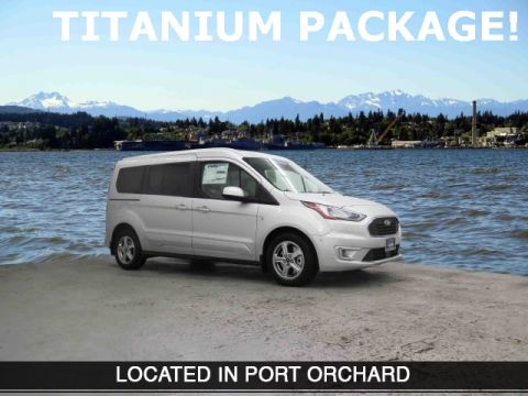 2019 Ford Transit Connect Titanium 4D Wagon